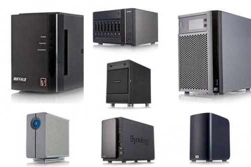 серверы nas
