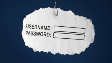 Фишинг паролей